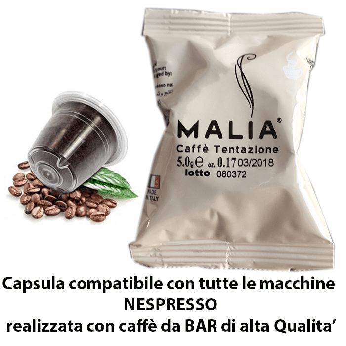 capsula compatibile nespresso malia beige