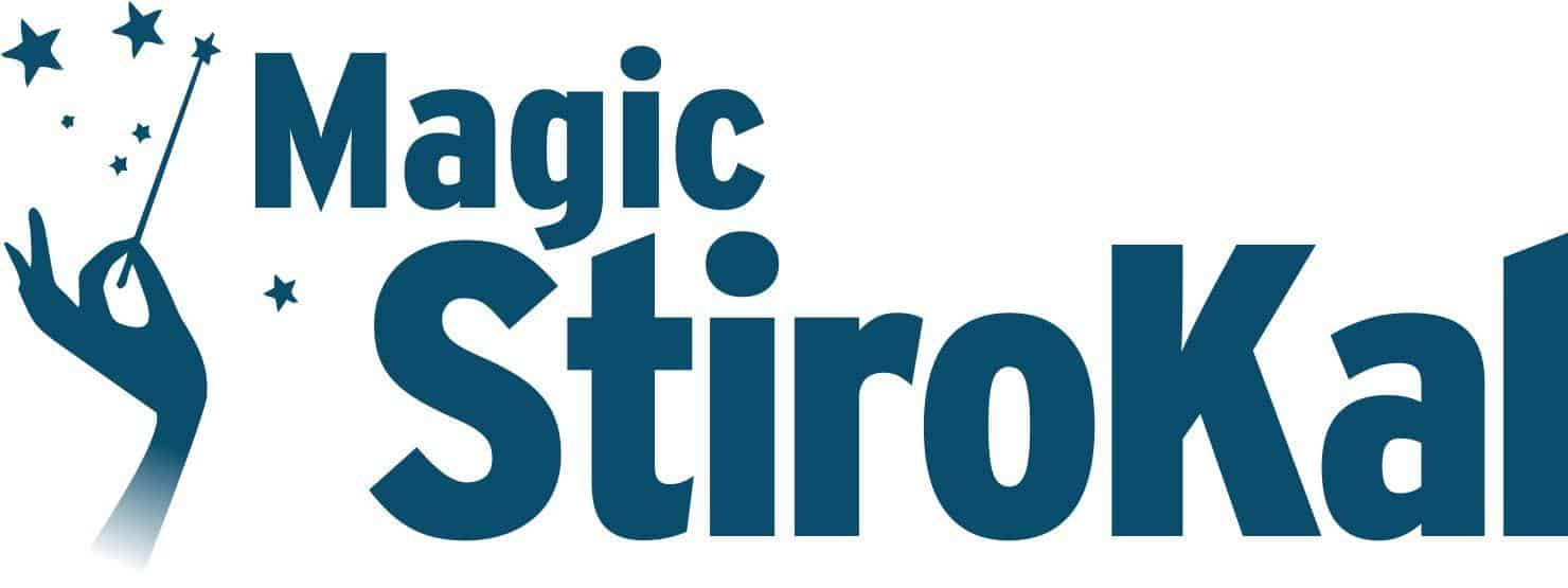 Magic Stirokal fino a 80 litri di acqua adatta a ferri da stiro e stiratrici