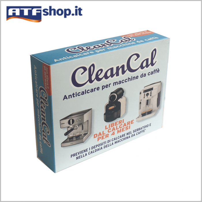 clean cal anticalcare preventivo decarbonatatore