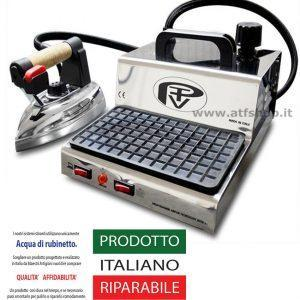 Stiratrice cieffe PVT07 1 litro capacità caldaia