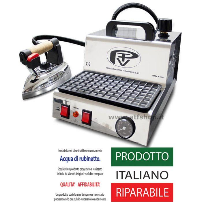 Siratrice a caldaia PVT065 Cieffe con capacita 2 litrI caldaia
