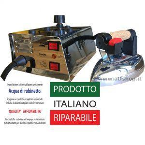Stiratrice cieffe PVT08 1 litro capacità caldaia