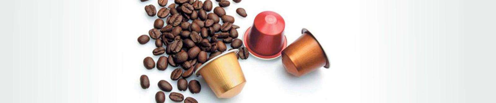 Caffè in capsule Nespresso originali e compatibili