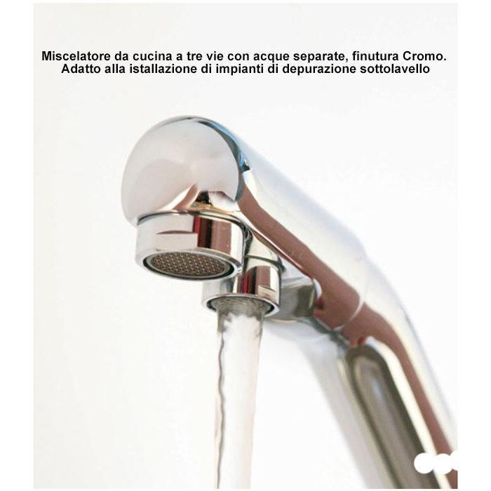 rubinetto per depuratori